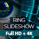 Ring Slideshow - VideoHive Item for Sale