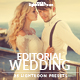 Editorial Wedding Lightroom Presets - GraphicRiver Item for Sale