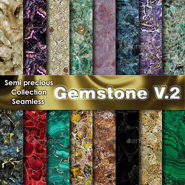 Gemstone V.2 - 3DOcean Item for Sale