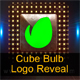 Cube Bulb Logo Reveal / Element 3D - VideoHive Item for Sale