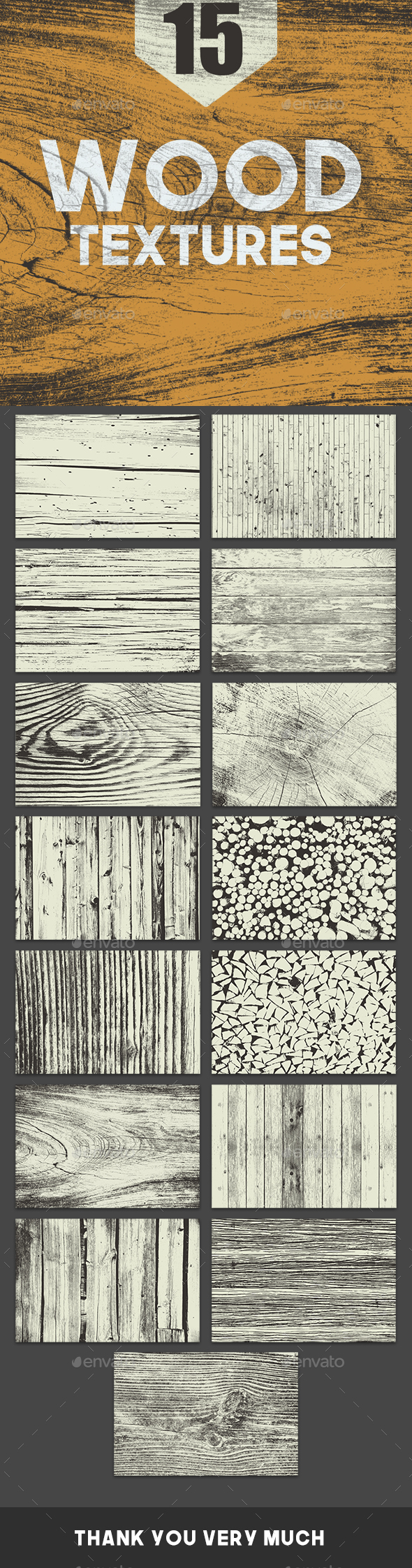 GraphicRiver 15 Wood Textures 20505409