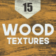 15 Wood Textures - GraphicRiver Item for Sale