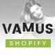 Vamus - Mutilpurpose eCommerce PSD Template