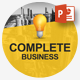 Complete Business Powerpoint - GraphicRiver Item for Sale