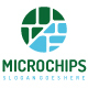 Microchip Electronic Logo - GraphicRiver Item for Sale