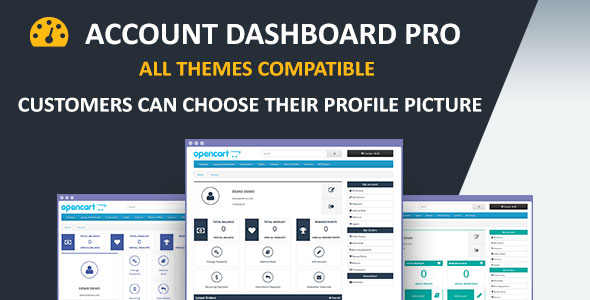 CodeCanyon Account Dashboard Pro 20470494