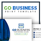 Go Business - Business Card - GraphicRiver Item for Sale