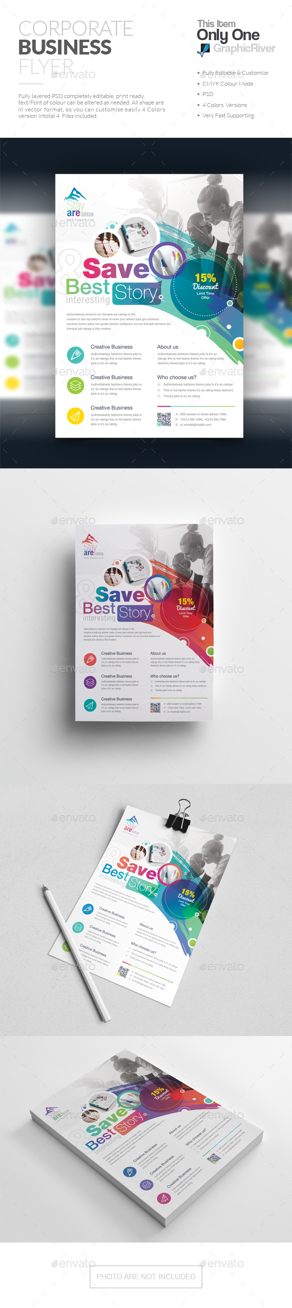 GraphicRiver Flyer 20506061