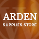 Arden - Brewery Supplies Store WordPress Theme