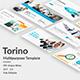 Torino Multipurpose Keynote Template