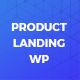 Eco - WordPress Product Landing Page
