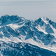 Winter mountain landscape. Krasnaya Polyana, Sochi, Russia - PhotoDune Item for Sale