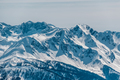 Winter mountain landscape. Krasnaya Polyana, Sochi, Russia - PhotoDune Item for Sale