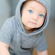 Baby boy with blue eyes - PhotoDune Item for Sale