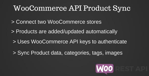 WooCommerce API Product Synchronization (WooCommerce) WooCommerce API Product Synchronization (WooCommerce) banner