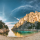 France, Cassis. Panorama Of Calanques On The Azure Coast Of Fran - PhotoDune Item for Sale