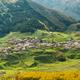 Stepantsminda Village In Kazbegi District, Mtskheta-Mtianeti Reg - PhotoDune Item for Sale