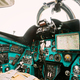 Dashboard In A Russian Soviet Multi-purpose Transport Helicopter - PhotoDune Item for Sale