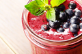 Blueberry healthy smoothie - PhotoDune Item for Sale