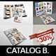 Products Catalog Brochure Bundle Vol.4 - GraphicRiver Item for Sale
