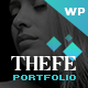 Thefe - Portfolio WordPress Theme
