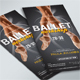 DL Ballet Workshop Flyer