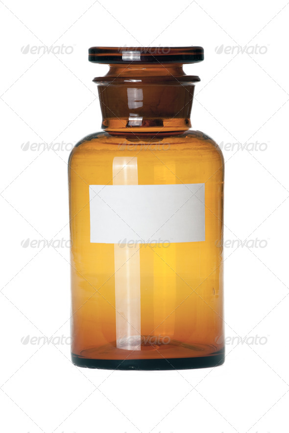 laboratory glass - Stock Photo - Images