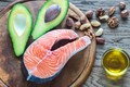 Food with Omega-3 fats - PhotoDune Item for Sale