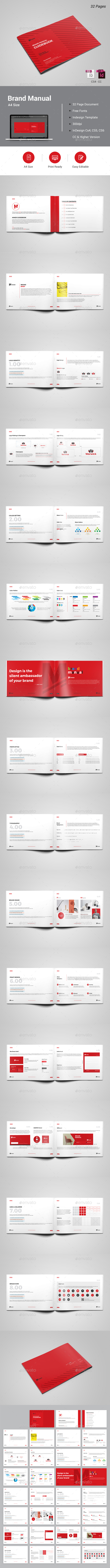 GraphicRiver Brand Manual 20508466