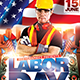 Labor Day Party - GraphicRiver Item for Sale