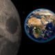 Moon and Earth - VideoHive Item for Sale