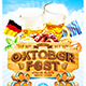 Oktoberfest Festival Poster vol.8 - GraphicRiver Item for Sale