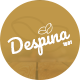 Despina - Coffee and Cake WordPress Theme