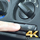 Turning On Automobile Air Conditioning - VideoHive Item for Sale