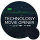 Technology Movie Opener - VideoHive Item for Sale