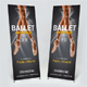 Ballet Workshop Banner Template - GraphicRiver Item for Sale