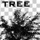 Animated Tree Silhouette