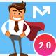 Marketing Pro – SEO, Landing, Marketing WordPress Theme - ThemeForest Item for Sale