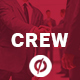 Crew - Business / Corporate Portfolio & Blog Unbounce Template