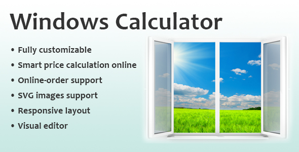 CodeCanyon Windows Calculator 20509884