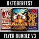 Oktoberfest Flyer Bundle V3 - GraphicRiver Item for Sale