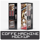 Coffee Vending Machine Mock-Up - GraphicRiver Item for Sale