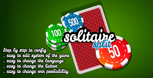 CodeCanyon Solitaire Split 20510366