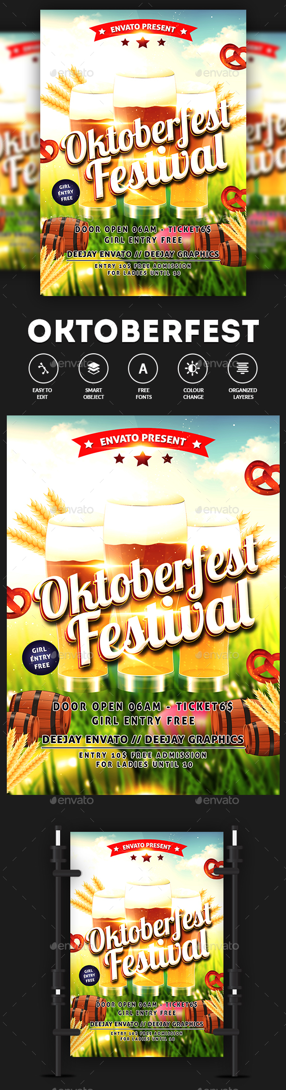 Oktoberfest Festival - Clubs & Parties Events