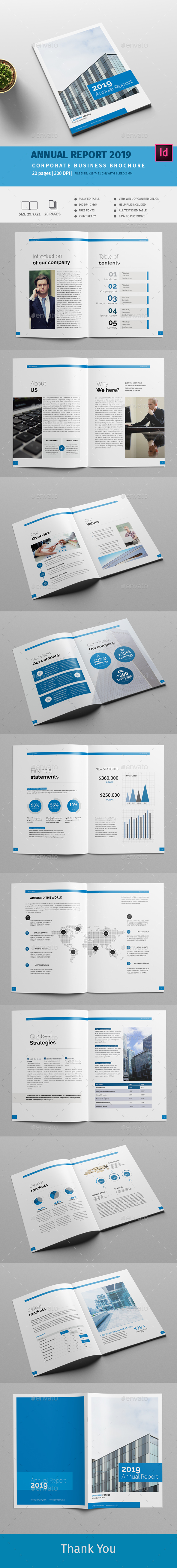 Annual Report 2019 - Corporate Brochures