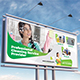 Cleaning Service Billboard Template