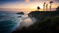 Sunset at Laguna Beach
