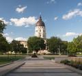 Topeka Kansas Capital Capitol Building Downtown City Skyline - PhotoDune Item for Sale