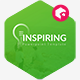 Inspiring Powerpoint Template - GraphicRiver Item for Sale