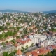 Bratislava Castle Aerial View - VideoHive Item for Sale